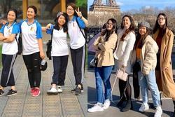 Hội bạn thân từ sinh viên Bách khoa đến cùng tốt nghiệp thạc sĩ ở Pháp