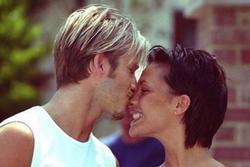 Video chưa được công bố của vợ chồng Victoria Beckham