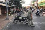 Clip: Đang lái xe ô tô, người đàn ông bị chém đứt lìa tay ở Sài Gòn-5