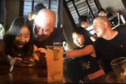 Vợ cũ MC Thành Trung hạnh phúc vì con gái yêu quý bạn trai mới như người thân trong gia đình