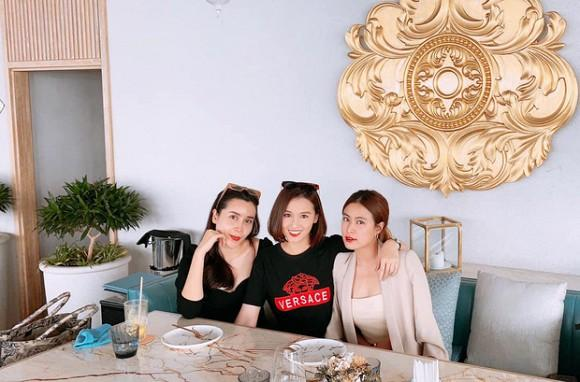 Lưu Hương Giang, Hoàng Thùy Linh và Lã Thanh Huyền hiếm hoi chung khung hình: Đều ngoài 30 vẫn đẹp ngất ngây-3