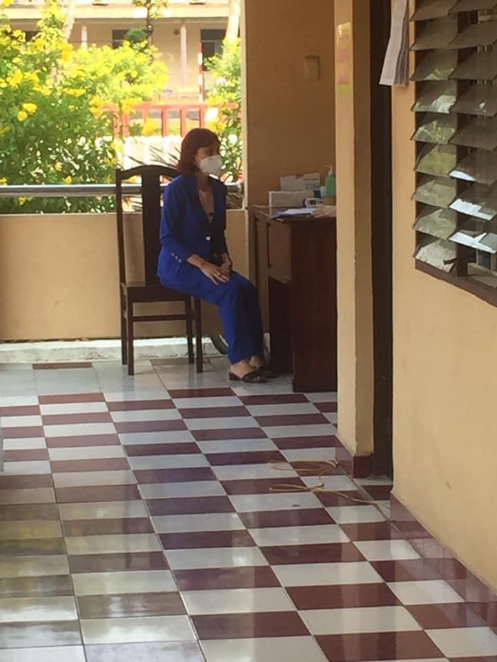 Cô gái Việt khoe tài lươn lẹo trở về từ Daegu - Hàn Quốc đã bị đưa vào khu cách ly tập trung-4