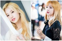 Những nữ thần tượng tỏa sáng với mái tóc vàng