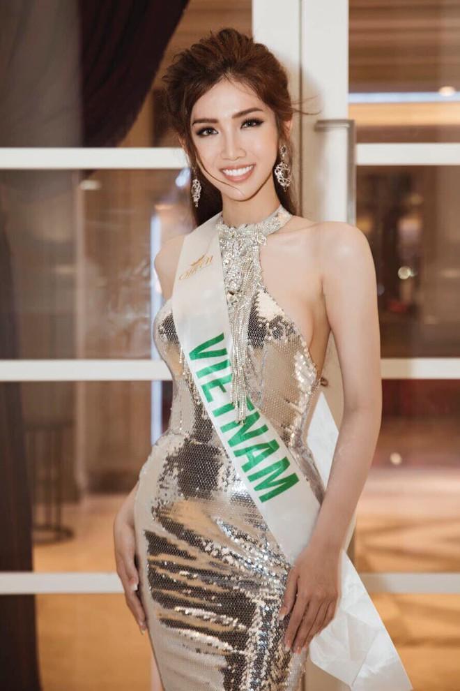 Trình độ tiếng Anh chênh lệch của 3 đại diện Việt Nam tại Hoa hậu Chuyển giới Quốc tế-4