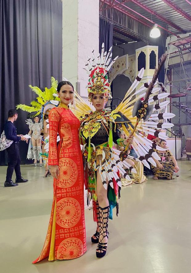 Trình độ tiếng Anh chênh lệch của 3 đại diện Việt Nam tại Hoa hậu Chuyển giới Quốc tế-6