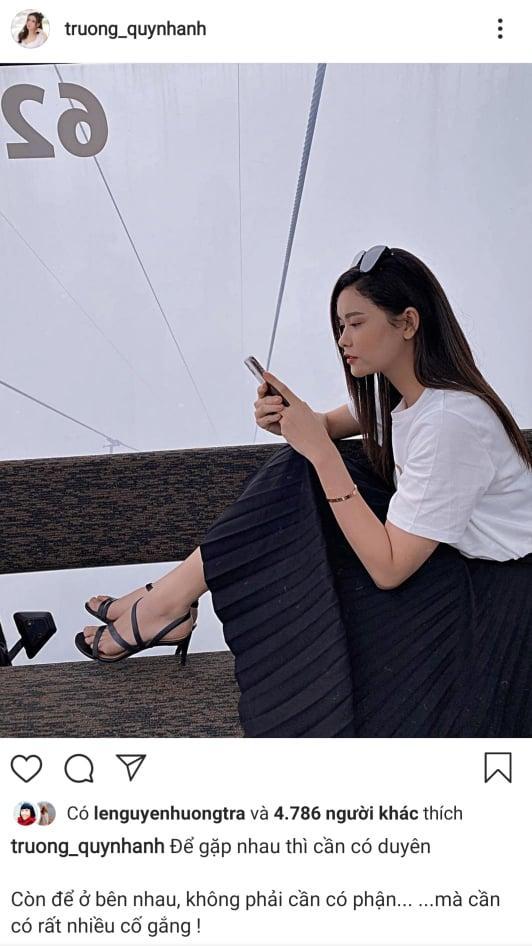 Trương Quỳnh Anh chưa sẵn sàng nối lại hôn nhân cũ với Tim?-1