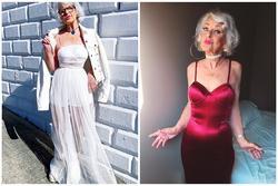Bà lão 92 tuổi nổi tiếng nhờ ăn mặc cá tính, sexy như giới trẻ