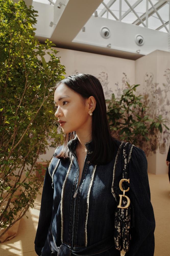 Đụng hàng jumpsuit, Châu Bùi thất thế trước Khánh Linh vì chiều cao lẫn cách mix đồ-6