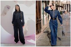 'Đụng hàng' jumpsuit, Châu Bùi thất thế trước Khánh Linh vì chiều cao lẫn cách mix đồ