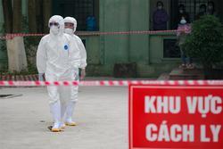 Hà Nội: Cách ly gần 780 người, thêm 1 ca nghi nhiễm Covid-19 tại Hoàng Mai