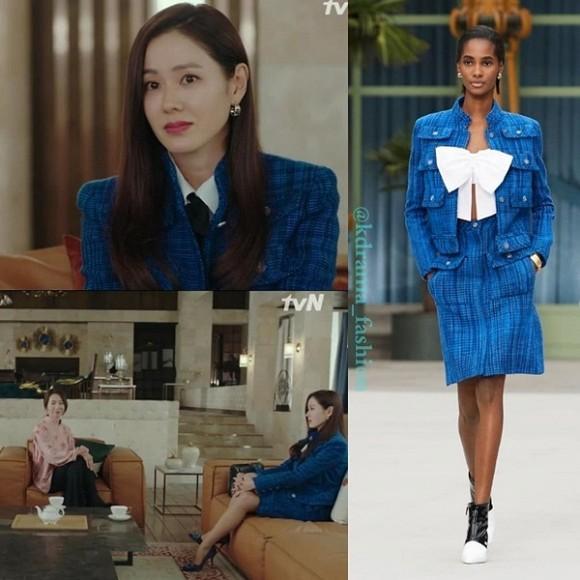 Son Ye Jin sang chảnh với bộ đầm Chanel 240 triệu nhưng Jennie (Black Pink) còn gây chú ý hơn bởi điều này!-2