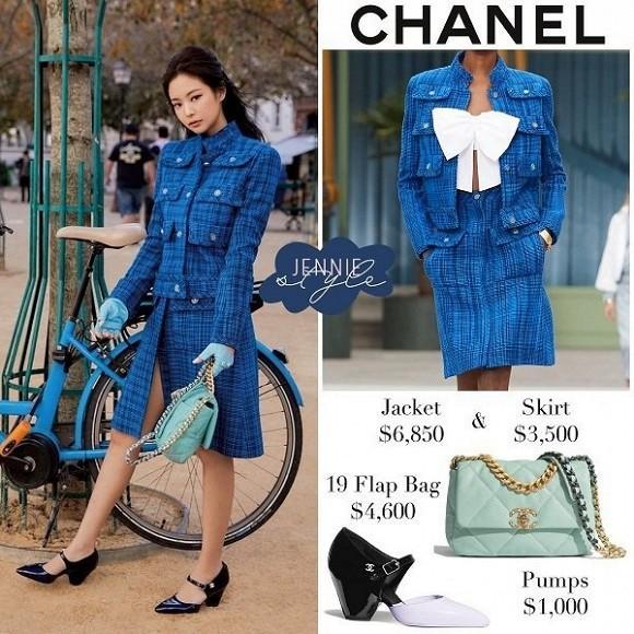 Son Ye Jin sang chảnh với bộ đầm Chanel 240 triệu nhưng Jennie (Black Pink) còn gây chú ý hơn bởi điều này!-4