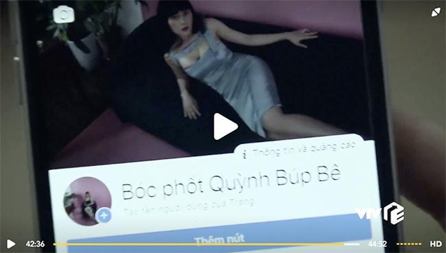Sạn trong phim truyền hình Việt: Từ tin nhắn hẹn đi khách đến chiếc đĩa ma quái-3