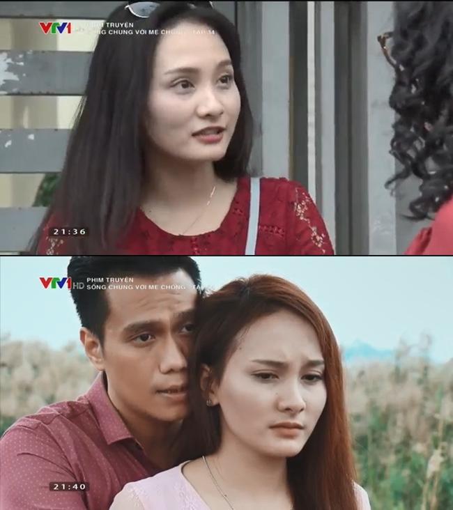 Sạn trong phim truyền hình Việt: Từ tin nhắn hẹn đi khách đến chiếc đĩa ma quái-16