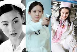 Trương Bá Chi, Triệu Lệ Dĩnh và những nàng y tá xinh đẹp trên màn ảnh Hoa ngữ