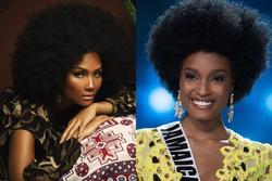 Bản tin Hoa hậu Hoàn vũ 27/2: Không ngờ H'Hen Niê 'chặt' cả giai nhân Jamaica khi để tóc xù mì
