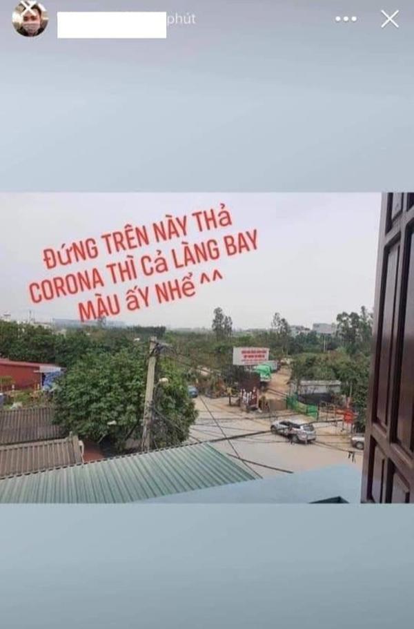 Thêm một người trở về từ Hàn Quốc bị cưỡng chế cách ly vì trốn tránh, lên mạng dọa cho cả làng bay màu-2