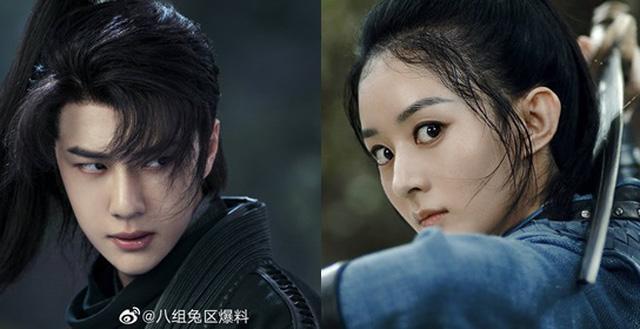 Triệu Lệ Dĩnh, Dương Mịch phải đạt 100 điểm bài thi Virus Corona mới được quay phim-5