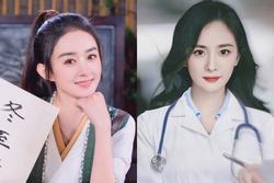 Triệu Lệ Dĩnh, Dương Mịch phải đạt 100 điểm bài thi Virus Corona mới được quay phim