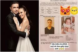 Sinh con xong mới đăng ký kết hôn, MC Phương Mai gặp trở lại trong việc làm giấy khai sinh