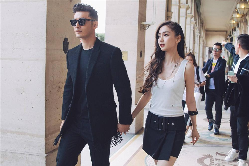 Sau tin đồn ngoại tình, Huỳnh Hiểu Minh canh đúng 0h chúc mừng sinh nhật Angela Baby-2
