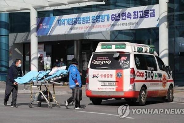 Bệnh viện Daegu thất thủ, người nhiễm Covid-19 được chuyển tới Seoul-1