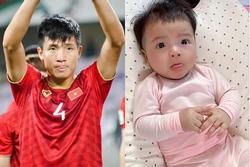 Khoe con gái giống chồng như tạc, Khánh Linh nhận phản ứng bất ngờ từ Bùi Tiến Dũng