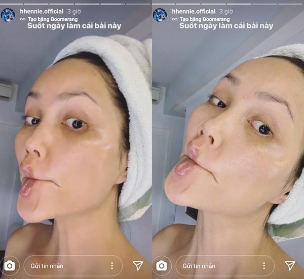 Bản tin Hoa hậu Hoàn vũ 28/2: HHen Niê khoe mặt mộc khó đỡ, Trương Thị May không son phấn vẫn hút hồn-1