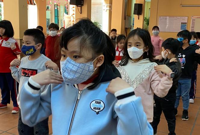 Hà Nội cho học sinh tiếp tục nghỉ học để phòng dịch-1