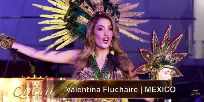 Hoài Sa tỏa sáng rực rỡ với phần thi quốc phục tại Hoa hậu Chuyển giới Quốc tế 2020-11