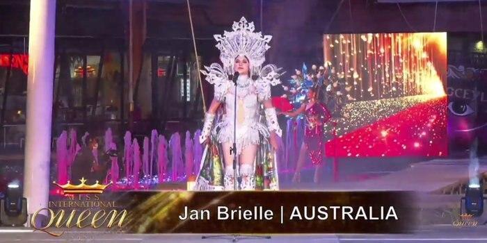 Hoài Sa tỏa sáng rực rỡ với phần thi quốc phục tại Hoa hậu Chuyển giới Quốc tế 2020-13