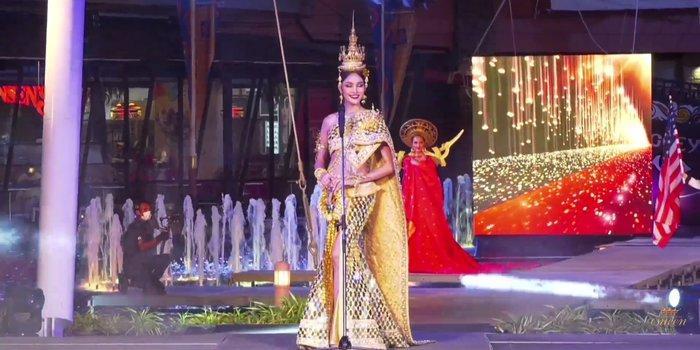 Hoài Sa tỏa sáng rực rỡ với phần thi quốc phục tại Hoa hậu Chuyển giới Quốc tế 2020-16