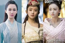 Triệu Lệ Dĩnh, Dương Tử, Ngô Cẩn Ngôn bị chê không đủ đẹp để vào vai đại mỹ nhân