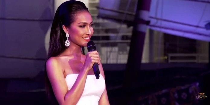 Chới với hát nhạc diva, Hoài Sa vẫn ẵm giải nhì tài năng tại Hoa hậu Chuyển giới 2020-1