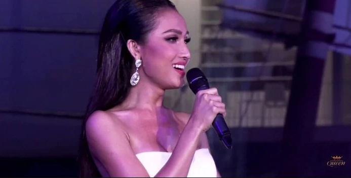 Chới với hát nhạc diva, Hoài Sa vẫn ẵm giải nhì tài năng tại Hoa hậu Chuyển giới 2020-2