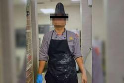 Công khai chân dung đầu bếp khách sạn 5 sao nhẫn tâm nhổ nước bọt vào đồ ăn của khách