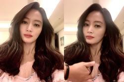 Ảnh hậu xứ Hàn trẻ đẹp khó tin ở tuổi 50
