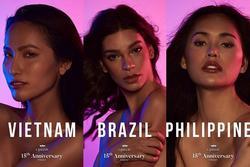 Hoài Sa bị 'dìm hàng' tại Hoa hậu Chuyển giới Quốc tế 2020?