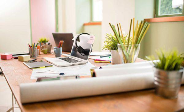 Không chỉ để trang trí, đặt cây cảnh trên bàn làm việc còn có những lợi ích tuyệt vời này-2