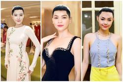 Mỹ nhân Việt thử 'đu' tóc cua mái ngố: Hồ Ngọc Hà khí chất ngời ngời - Nam Em trông 'dở khóc dở cười'