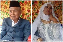 Chú rể 100 tuổi kết hôn với cô dâu 20 tuổi, sính lễ chỉ 8 triệu đồng