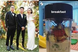 Tưởng cool boy ai ngờ Hoàng Touliver cũng chuẩn ông chồng ngọt ngào khi làm điều này cho Tóc Tiên