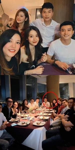 Vừa lộ dấu vết hẹn hò cùng Quốc Trường, Midu lại nhận có tướng phu thê với 2 mỹ nam showbiz Việt-1