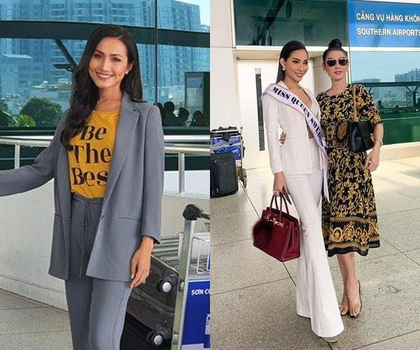 Hoài Sa - Vicky Trần livestream chấm dứt đại chiến fandom tại Hoa hậu Chuyển giới 2020-3