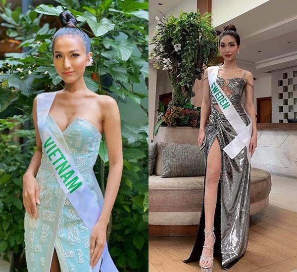 Hoài Sa - Vicky Trần livestream chấm dứt đại chiến fandom tại Hoa hậu Chuyển giới 2020-4