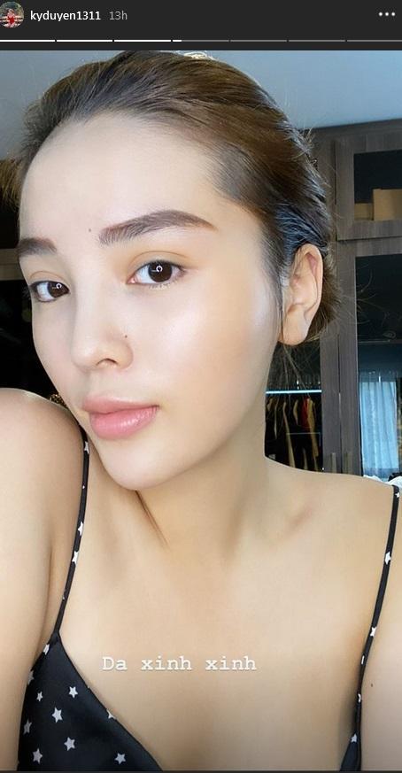 SAO MAKE OVER: Lâm Khánh Chi trang điểm như dọa ma - Lông mày của Miu Lê đâu rồi?-7