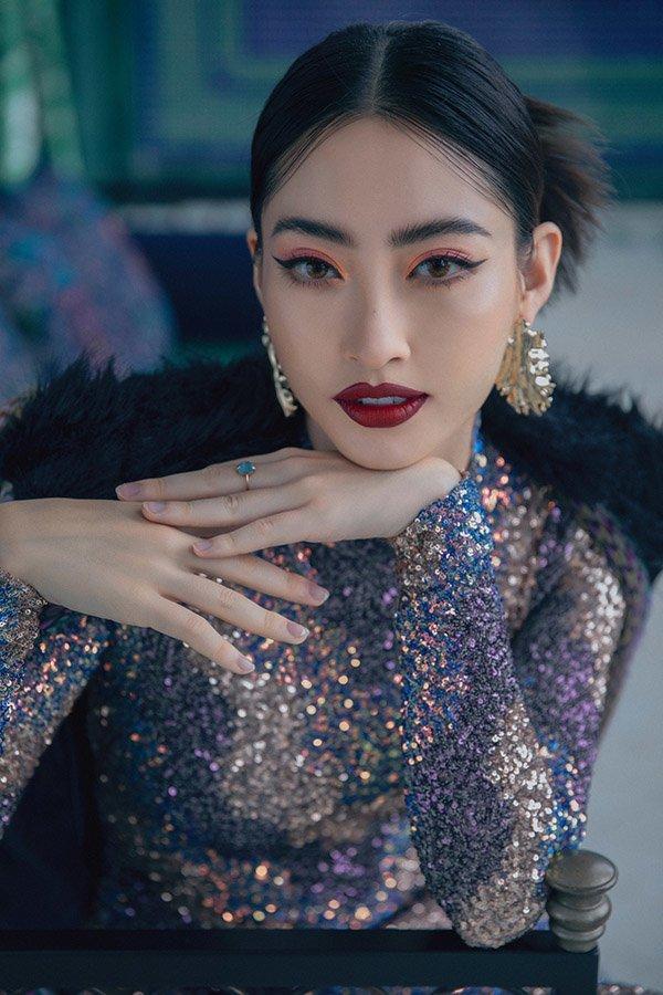 SAO MAKE OVER: Lâm Khánh Chi trang điểm như dọa ma - Lông mày của Miu Lê đâu rồi?-9