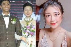 Bà xã Phan Văn Đức đăng ảnh thả thính, nhan sắc bà bầu bất ngờ 'thăng hạng'