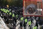 Hàn Quốc: Giáo chủ Tân Thiên Địa quỳ gối, dập đầu xin lỗi người dân vì làm lây lan virus corona