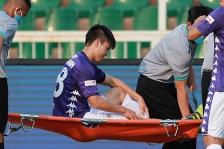 Vì sao 6 cầu thủ lứa Thường Châu đều đứt dây chằng